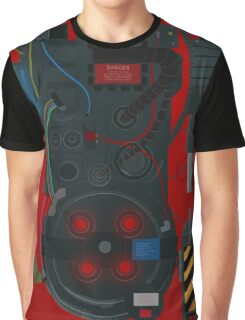 Ghostbusters Proton Pack Graphic T-Shirt