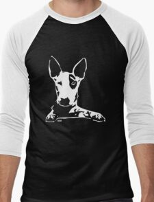 Bull Terrier Men's Baseball ¾ T-Shirt