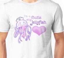 I'm a cutie silly Jellyfish Unisex T-Shirt
