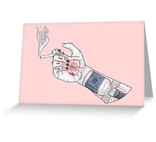 Lemmy Greeting Card