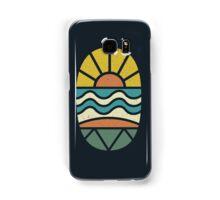 Lets Go Surfing Samsung Galaxy Case/Skin