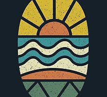 Lets Go Surfing by Dan Elijah Fajardo