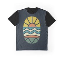 Lets Go Surfing Graphic T-Shirt