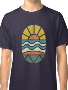 Lets Go Surfing Classic T-Shirt