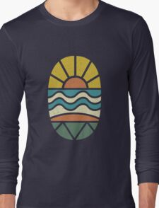 Lets Go Surfing Long Sleeve T-Shirt