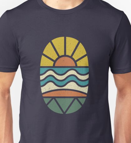 Lets Go Surfing Unisex T-Shirt