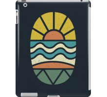 Lets Go Surfing iPad Case/Skin