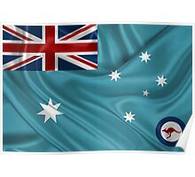 Royal Australian Air Force - RAAF Ensign Poster
