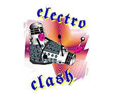 Electroclash, Baby! Photographic Print