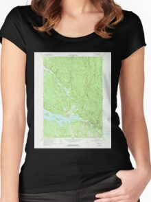 New York NY Redfield 136854 1960 24000 Women's Fitted Scoop T-Shirt