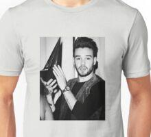 Liam Payne Black and White-2015 Unisex T-Shirt
