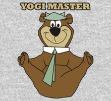 Yogi Master One Piece - Long Sleeve
