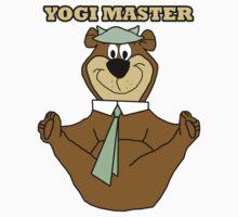 Yogi Master Kids Tee