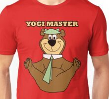 Yogi Master Unisex T-Shirt