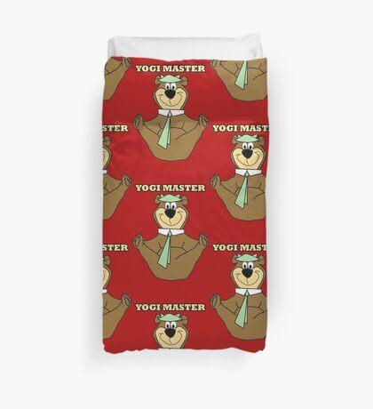Yogi Master Duvet Cover