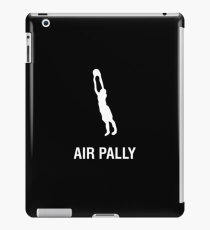 Air Pally iPad Case/Skin