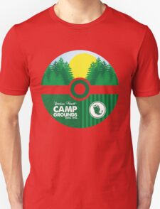 Viridian Forest Campgrounds T-Shirt