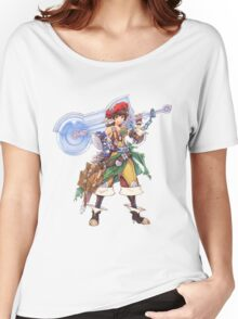 Luso Clemens from Final Fantasy Tactics A2: Grimoire of the Rift Women's Relaxed Fit T-Shirt