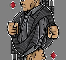 The King of Diamonds by normannazar