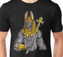 Anubis Egyptian God  Unisex T-Shirt