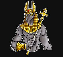 Anubis Egyptian God  Unisex T-Shirt
