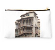 Hanging Houses, Cuenca Studio Pouch