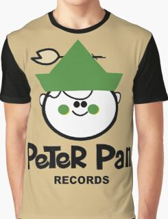Peter Pan Records - Version 1 Graphic T-Shirt