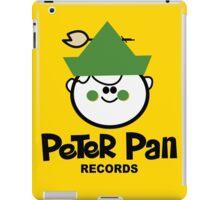 Peter Pan Records - Version 2  iPad Case/Skin