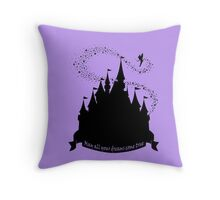 May All Your Dreams Come True Throw Pillow
