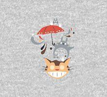 Totoro Umbrella Unisex T-Shirt