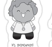 Mel Cuties Sticker