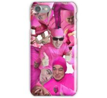 filthy shades of pink iPhone Case/Skin