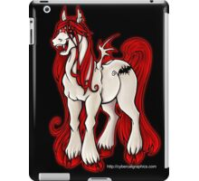 Vampire Pony iPad Case/Skin