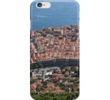 Looking Down iPhone Case/Skin