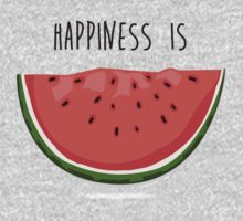 Happiness is Watermelon Kids Clothes