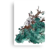 The Last of the Giants  Canvas Print