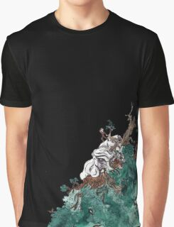 The Last of the Giants  Graphic T-Shirt