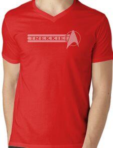 Trekkie Mens V-Neck T-Shirt
