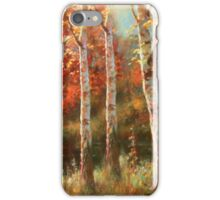 Autumn Grace iPhone Case/Skin