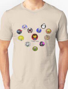 The Soul Of Undertale T-Shirt