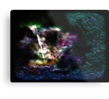 Vibrant sword Metal Print