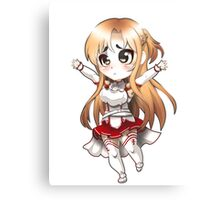 Anime Chibi 2 Canvas Print