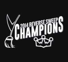 Reverse Sweep Champions (White) by theroyalhalf