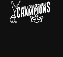 Reverse Sweep Champions (White) Unisex T-Shirt