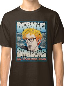 Bernie Sanders Road To The Whitehouse Tour 2016 Classic T-Shirt