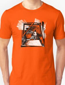 Triangular Manslaughter of The Mind T-Shirt