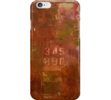 Abstract No.14 iPhone Case/Skin