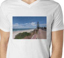 Cooler windy day! Somerton, Adelaide. Sth. Australia. Mens V-Neck T-Shirt