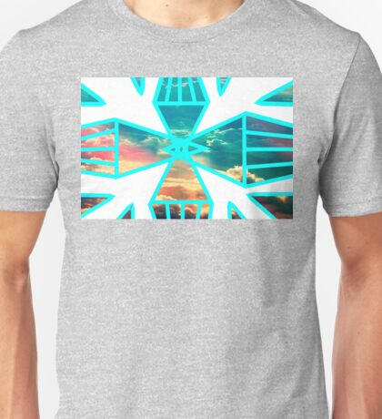 Sky in the Prisms Unisex T-Shirt