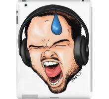 Gamer Rage iPad Case/Skin